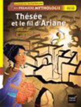 """Afficher """"Thésée et le fil d'Ariane. Ma première mythologie"""""""