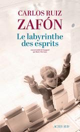 """Afficher """"Le Labyrinthe des esprits"""""""