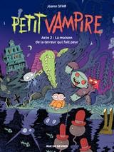 "Afficher ""Petit Vampire - Tome 2"""