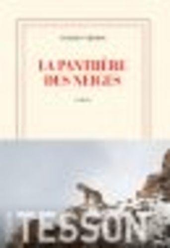"""Afficher """"La panthère des neiges"""""""