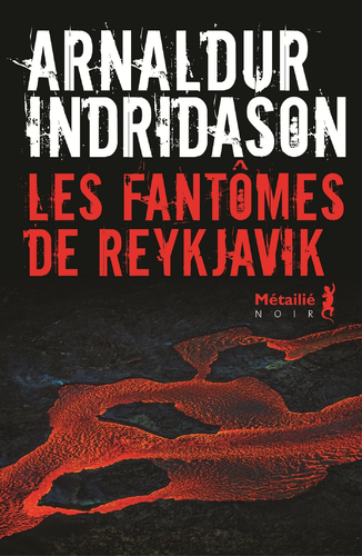 """Afficher """"Les Fantômes de Reykjavik"""""""