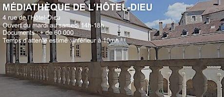 Mediatheque Hotel Dieu